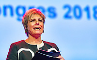Nieuwegein,  Netherlands, 24 November 2018, KNLTB Year congress KNLTB, prinses Laurentien<br /> Photo: Tennisimages.com/Henk Koster