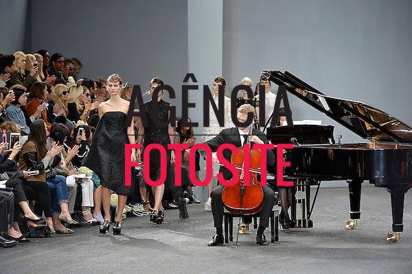 Londres, Inglaterra &sbquo;16/09/2013 - Desfile de Erdem durante a Semana de moda de Londres  -  Verao 2014. <br /> Foto: FOTOSITE