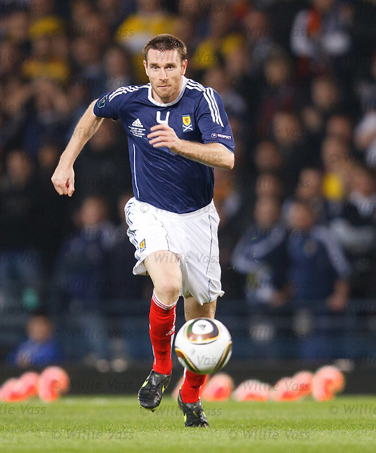 Stephen McManus, Scotland