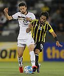 AL ITTIHAD (KSA) vs FOOLAD MOBARAKEH SEPAHAN (IRN) during the 2016 AFC Champions League Group A Match Day 5 match at Jassim Bin Hamad Stadium on 20 April 2016 in Doha, Qatar.