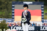 1-GER-RIDERS: GBR-Longines FEI European Eventing Championships