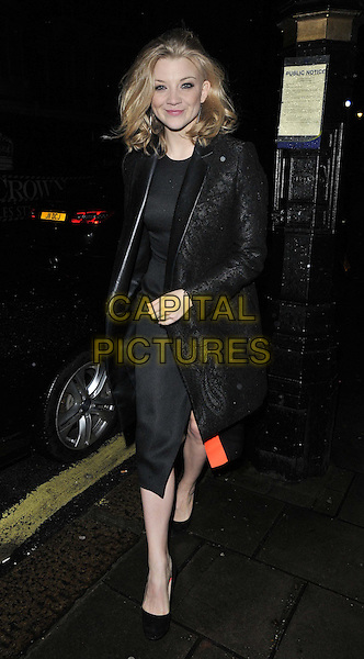 LONDON, ENGLAND - FEBRUARY 04: Natalie Dormer attends the InStyle Best of British Talent party to celebrate the EE BAFTA Film Awards later this month, Dartmouth House, Charles St., on Tuesday February 04, 2014 in London, England, UK.<br /> CAP/CAN<br /> &copy;Can Nguyen/Capital Pictures
