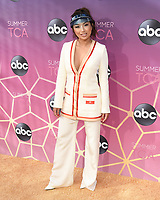 05 August 2019 - West Hollywood, California - Jeannie Mai. ABC's TCA Summer Press Tour Carpet Event held at Soho House.   <br /> CAP/ADM/BB<br /> ©BB/ADM/Capital Pictures