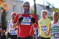 NEW YORK, NY, 06.11.2016 - MARATONA-NEW YORK -Maratonistas durante a Maratona Internacional de New York nos Estados Unidos neste domingo, 06. (Foto: Vanessa Carvalho/Brazil Photo Press)