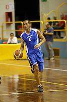 PALLACANESTRO MEMORIAL ERRICO 2012.NAPOLI BASKETBALL.NELLA FOTO    JUAN MARCOS CASINI   .FOTO CIRO DE LUCA