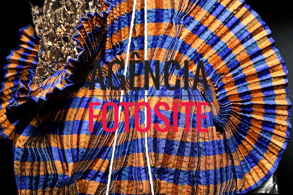 São Paulo, Brasil – 12/06/2010 - Backstage da grife Lino Villaventura durante o São Paulo Fashion Week  -  Verao 2011. Foto : Gustavo Scatena / Ag. Fotosite