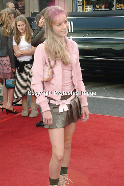 Brie Larson<br />&quot;Peter Pan&quot; - Los Angeles Premiere<br />Grauman's Chinese Theatre<br />Hollywood, CA, USA <br />Saturday, December 13, 2003<br />Photo By Celebrityvibe.com/Photovibe.com