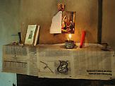 Hausaltar / house altar.