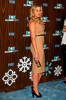 January 11, 2010:  Katee Sackhoff arrives at the Fox All Star Party at the Villa Sorisso in Pasadena, California.Photo by Nina Prommer/Milestone Photo