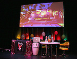 Allee Willis Stage atmosphere for La Mama's 55th Anniversary Gala at La Mama on November 10, 2016 in New York City.