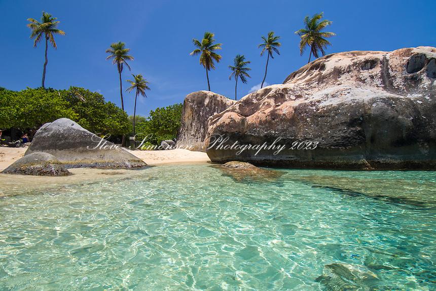The Baths, Virgin Gorda<br /> British Virgin Islands