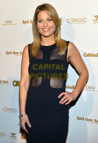 27 February 2014 - West Hollywood, California - Candace Cameron Bure. OK! Magazine Pre-Oscar Party held at Greystone Manor Supperclub.<br /> CAP/ADM/CC<br /> &copy;Christine Chew/AdMedia/Capital Pictures
