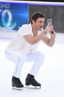 Max Evans at the &quot;Dancing on Ice&quot; launch photocall at the Natural History Museum, London, UK. <br /> 19 December  2017<br /> Picture: Steve Vas/Featureflash/SilverHub 0208 004 5359 sales@silverhubmedia.com