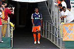 16 May 2015: Carolina's Chris Nurse (GUY). The Carolina RailHawks hosted the New York Cosmos at WakeMed Stadium in Cary, North Carolina in a North American Soccer League 2015 Spring Season match. The game ended in a 2-2 tie.
