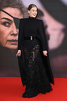 LONDON, UK. October 20, 2018: Rosamund Pike at the London Film Festival screening of &quot;A Private War&quot; at the Cineworld Leicester Square, London.<br /> Picture: Steve Vas/Featureflash