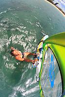 Windsurf à Maui Hawaii, (USA) windsurfing in Maui Hawaii (USA)