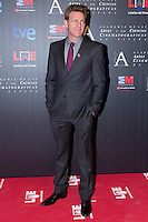28/01/2012. Real Casa de Correos. Madrid. Spain. Goya Awards Nominated Gala 2012. Juanjo Artero