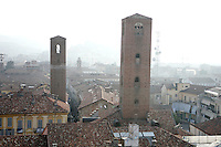 A view of Alba, Piedmont, with medieval towers.<br /> UPDATE IMAGES PRESS/Riccardo De Luca