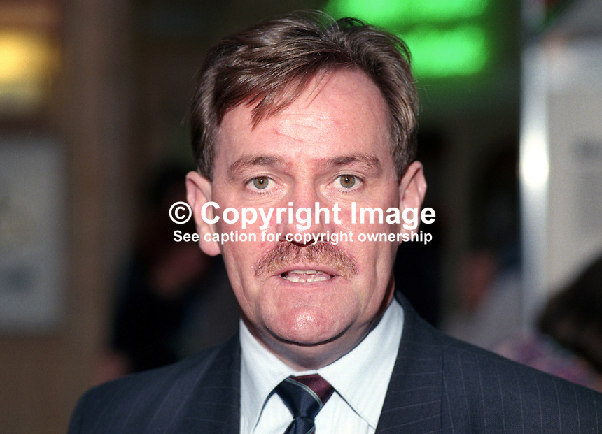 John W Smith, MP, Vale of Glamorgan, Labour Party, UK, 1990101007.<br />