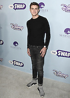 """HOLLYWOOD - OCTOBER 5:  Gus Kamp at the Los Angeles premiere of """"The Swap"""" at ArcLight Hollywood on October 5, 2016 in Hollywood, California. Credit: mpi991/MediaPunch"""