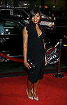 "HOLLYWOOD, CA. - September 16: Taraji Henson arrives at the Los Angeles Premiere of ""Eagle Eye"" at the Mann's Grauman Chinese Theatre on September 16, 2008 in Los Angeles, California."