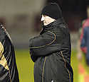 22/12/2007      Copyright Pic: James Stewart.File Name : sct_jspa22_motherwell_v_falkirk.MOTHERWELL MANAGER MARK MCGHEE WATCHES HIS SIDE GO 0-3 DOWN TO FALKIRK.James Stewart Photo Agency 19 Carronlea Drive, Falkirk. FK2 8DN      Vat Reg No. 607 6932 25.Office     : +44 (0)1324 570906     .Mobile   : +44 (0)7721 416997.Fax         : +44 (0)1324 570906.E-mail  :  jim@jspa.co.uk.If you require further information then contact Jim Stewart on any of the numbers above.........