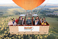 20160413 April 13 Hot Air Balloon Gold Coast