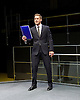 Bull <br /> by Mike Bartlett <br /> at Young Vic, London, Great Britain <br /> Press photocall <br /> 14th December 2015 <br /> <br /> <br /> Max Bennett as Tony <br /> <br /> <br /> Photograph by Elliott Franks <br /> Image licensed to Elliott Franks Photography Services