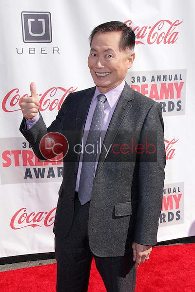 George Takei<br /> at the 3rd Annual Streamy Awards, Hollywood Palladium, Hollywood, CA 02-17-13<br /> David Edwards/DailyCeleb.com 818-249-4998