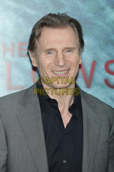 Liam Neeson attends 'The Swallows' world premiere in Lincoln Square, New York, on 21 June 2016<br /> CAP/MPI99<br /> &copy;MPI99/Capital Pictures
