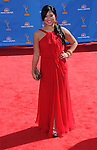 Jenna Ushkowitz  at The 62nd Anual Primetime Emmy Awards held at Nokia Theatre L.A. Live in Los Angeles, California on August 29,2010                                                                   Copyright 2010  DVS / RockinExposures