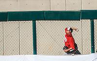 Bullpen ,previo partido3 de beisbol entre Naranjeros de Hermosillo vs Mayos de Navojoa. Temporada 2016 2017 de la Liga Mexicana del Pacifico.<br /> © Foto: LuisGutierrez/NORTEPHOTO.COM