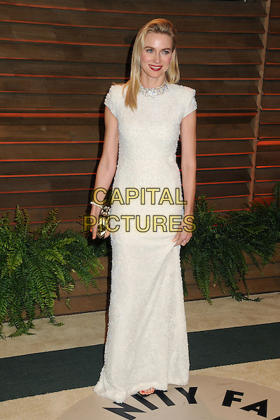 02 March 2014 - West Hollywood, California - Naomi Watts. 2014 Vanity Fair Oscar Party following the 86th Academy Awards held at Sunset Plaza. <br /> CAP/ADM/BP<br /> &copy;Byron Purvis/AdMedia/Capital Pictures