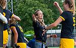AMSTELVEEN - Karin den Ouden (Den Bosch )  finale Den Bosch MA1-SCHC MA1 4-1. Den Bosch wint de titel Meisjes A . finales A en B jeugd  Nederlands Kampioenschap.  COPYRIGHT KOEN SUYK