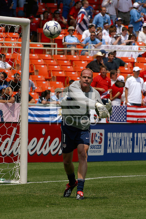 Brad Friedel, Uruguay vs USA, 2002.
