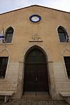 Israel, Mount Carmel, Ohel Ya'acov Synagogue in Zichron Ya'acov