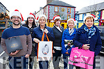 Christmas shopping  in Listowel Pictured Victor Morkan Morkans Jewellers, Olive Stack, Olive Stack Gallery, Gill Finucane, Footprints Shoe Boutique, Mary Lynch, Lynch's Cafe, Oonagh Stokes, Listowel Travel, orma Mullane, Dress 2 Impress