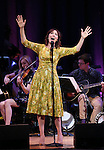 Carmen Cusack  on stage during 'Bright Star' In Concert at Town Hall on December 12, 2016 in New York City.