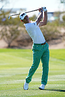 Billy Horschel (USA) In action during the third round of the Waste Management Phoenix Open, TPC Scottsdale, Phoenix, USA. 31/01/2020<br /> Picture: Golffile | Phil INGLIS<br /> <br /> <br /> All photo usage must carry mandatory copyright credit (© Golffile | Phil Inglis)