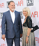 Taylor Hackford & Helen Mirren at the 38th Annual Lifetime Achievement Award Honoring Mike Nichols held at Sony Picture Studios Culver City, California on June 10,2010                                                                               © 2010 Debbie VanStory / Hollywood Press Agency