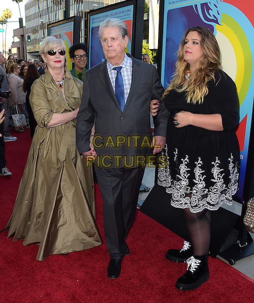 Brian Wilson and family attends The Lionsgate L.A. Premiere of Love &amp; Mercy held at AMPAS  in Beverly Hills, California on June 02,2015                                                                               <br /> CAP/RKE/DVS<br /> &copy;DVS/RockinExposures/Capital Pictures