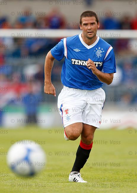 David Healy, Rangers