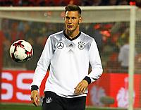 Niklas Süle (Deutschland Germany) - 01.09.2017: Tschechische Republik vs. Deutschland, Eden Arena