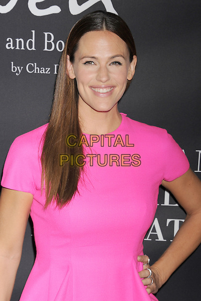 SANTA MONICA, CA- OCTOBER 18: Actress Jennifer Garner attends Elyse Walker presents the 10th anniversary Pink Party hosted by Jennifer Garner and Rachel Zoe at HANGAR 8 on October 18, 2014 in Santa Monica, California.<br /> CAP/ROT/TM<br /> &copy;Tony Michaels/Roth Stock/Capital Pictures