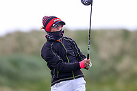 Jessica Ross (Clandeboye) during the first round of the Irish Womans Open Strokeplay Championship, Co Louth Golf Club, Baltray, Drogheda, Co Louth, Ireland. 11/05/2018.<br /> Picture: Golffile | Fran Caffrey<br /> <br /> <br /> All photo usage must carry mandatory copyright credit (&copy; Golffile | Fran Caffrey)