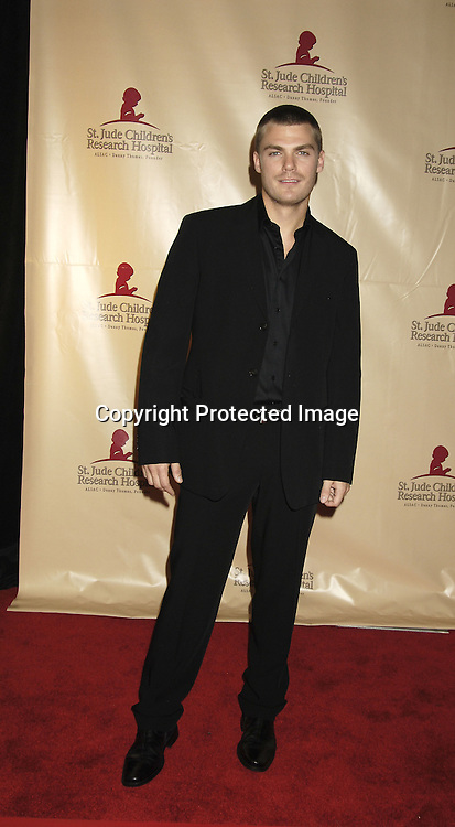 Jeff Branson ..at the 11th Annual Daytime Television Salutes St. Jude Children's Research Hospital benefit hosted by Martha Byrne on October 14, 2005 at The New York Marriott Marquis Hotel. ..Photo by Robin Platzer, Twin Images