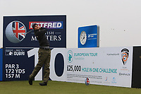 Thomas Detry (BEL) and on the 10th tee during the Pro-Am of the Betfred British Masters 2019 at Hillside Golf Club, Southport, Lancashire, England. 08/05/19<br /> <br /> Picture: Thos Caffrey / Golffile<br /> <br /> All photos usage must carry mandatory copyright credit (&copy; Golffile | Thos Caffrey)