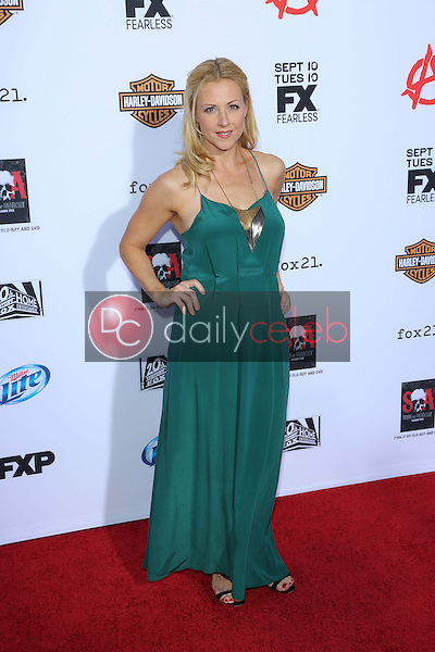 """Marya Delver<br /> at the """"Sons of Anarchy"""" Season Six Premiere Screening, Dolby Theatre, Hollywood, CA 09-07-13<br /> David Edwards/Dailyceleb.com 818-249-4998"""