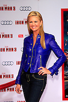 """LOS ANGELES - APR 24:  Nancy O'Dell arrives at the """"Iron Man 3"""" LA premiere at the El Capitan Theater on April 24, 2013 in Los Angeles, CA"""