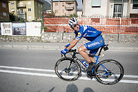 double Lombardia winner Philippe Gilbert (BEL/Deceuninck-Quickstep) racing his very last race in Deceuninck-Quickstep blue<br /> <br /> 113th Il Lombardia 2019 (1.UWT)<br /> 1 day race from Bergamo to Como (ITA/243km)<br /> <br /> ©kramon